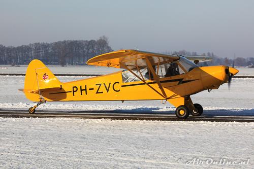 PH-ZVC Piper PA-18-135 Super Cub