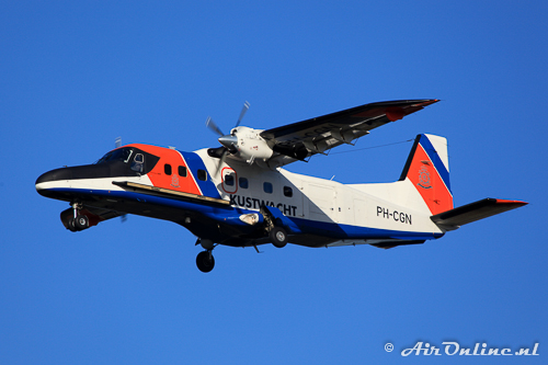 PH-CGN Do228-212 8181 Kustwacht - Dutch Coast Guard