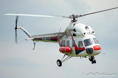 SP-FKK PZL Mil Mi-2