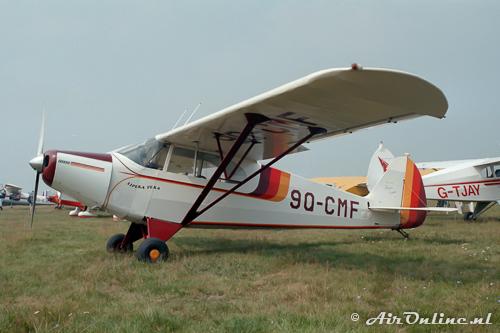 9Q-CMF Piper PA-12 Super Cruiser