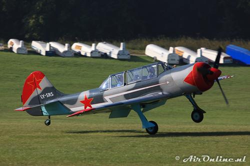 LY-SRS Yakovlev Yak-52