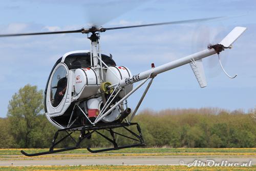 PH-RYF Hughes 269C