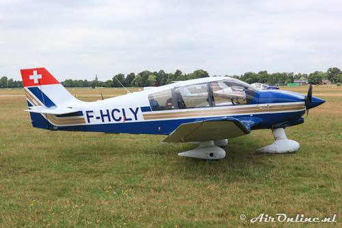 F-HCLY Robin DR400/180S Regent (ex HB-KCH)
