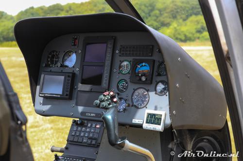 PH-ECR Eurocopter EC120B Colibri