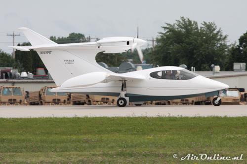 N242PK Seawind 3000 (Oshkosh AirVenture 2011)