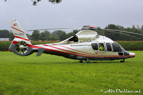 PH-EQU Eurocopter EC155B1