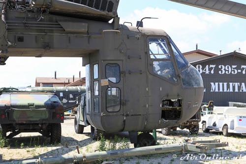 70-18489 Sikorsky CH-54B Skycrane US Army