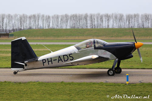 PH-ADS Vans RV-7
