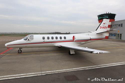 D-IADV Cessna 551 Citation II/SP van AIS