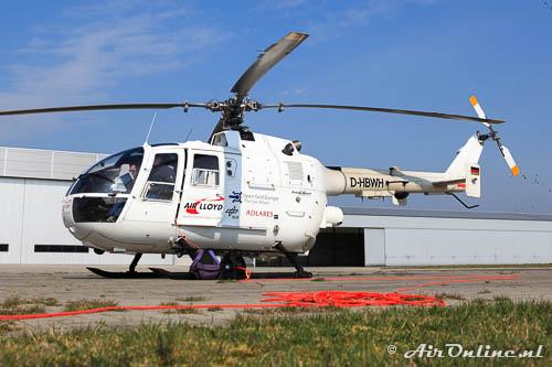 D-HBWH MBB Bo-105 CBS-5 Air Lloyd