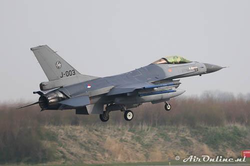 J-003 F-16AM KLu