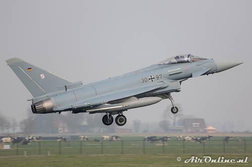 30+97 Eurofighter EF2000 Typhoon GAF