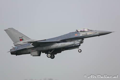15107 F-16AM PorAF