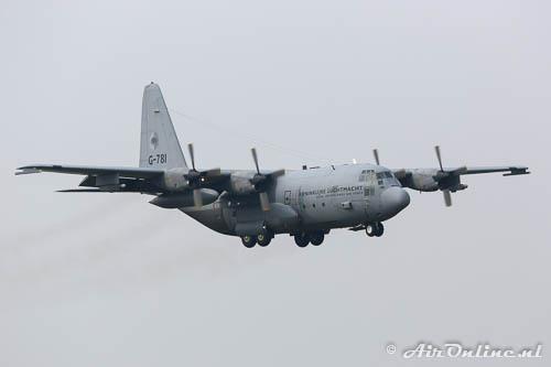 G-781 Lockheed C-130H Hercules KLu