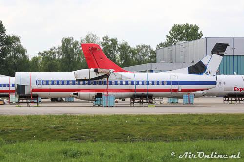 D-ARAS ATR 72-212 (ex F-WWEH N429AT )