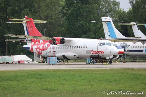 D-BRAS ATR 42-300 (ex SP-KTR)