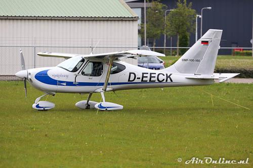 D-EECK Symphony Aircraft OMF 100-160