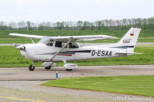 D-ESAA Cessna 172S Skyhawk SP
