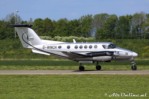 G-WNCH Beech B200 Super King Air