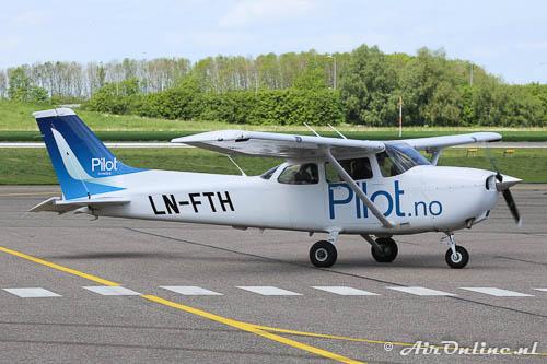 LN-FTH Cessna 172S Skyhawk SP