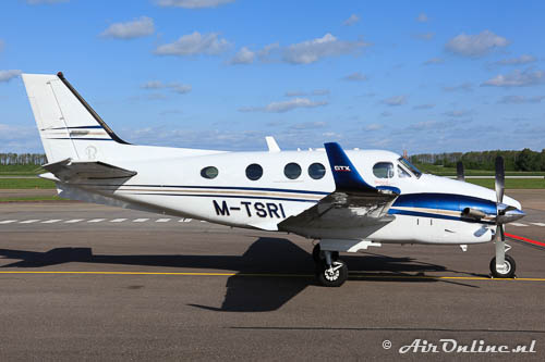 M-TSRI Beech C90GTi King Air