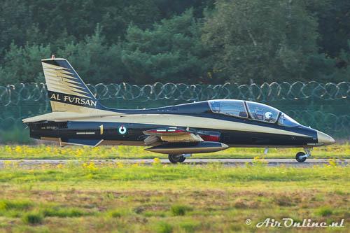 #1 Aermacchi MB-339NATAl Fursan