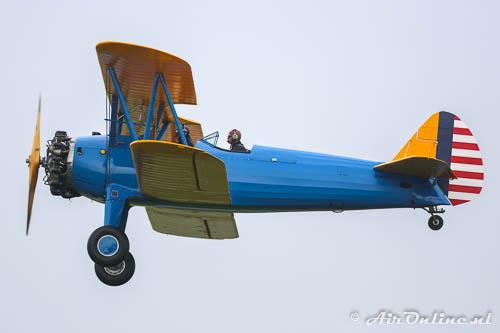 N545WP Boeing A75N1 Stearman