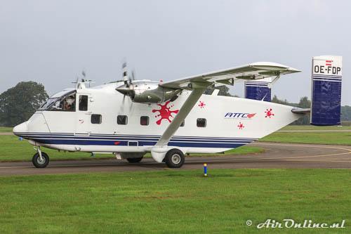 OE-FDP Short SC-7-3-100 Skyvan