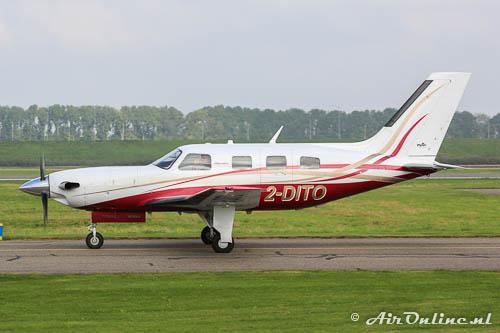 2-DITO Piper PA-46-500TP Malibu Meridian
