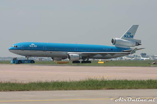 PH-KCK MD-11 KLM