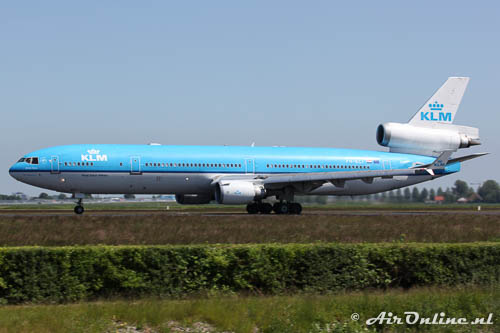 PH-KCI MD-11 KLM