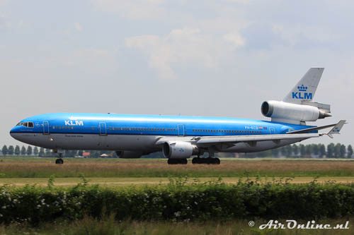 PH-KCD MD-11 KLM