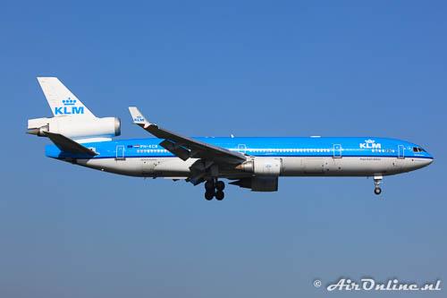 PH-KCB MD-11 KLM