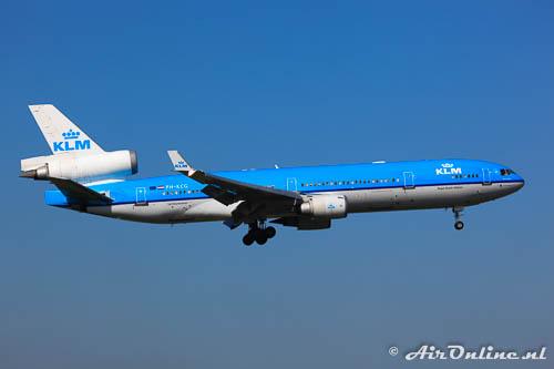 PH-KCG MD-11 KLM