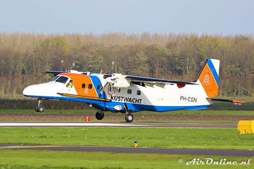 PH-CGN Dornier 228-212 Dutch Coastguard