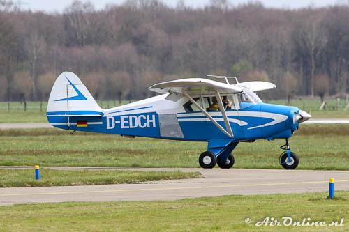 D-EDCH Piper PA-22-160 Tri Pacer