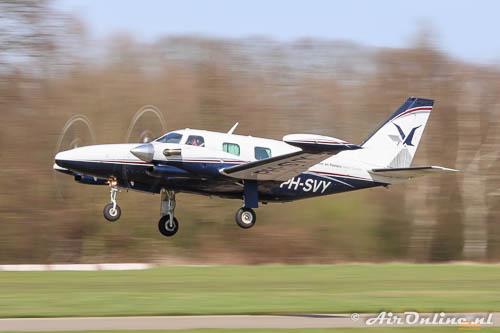 PH-SVY Piper PA-31T Cheyenne