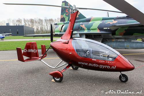 D-MNCI Calidus Gyrocopter