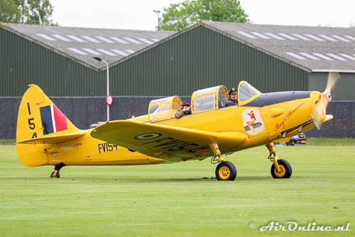 N58799 / FV154 Fairchild M-62A-3 / PT-26A-FE Cornell II