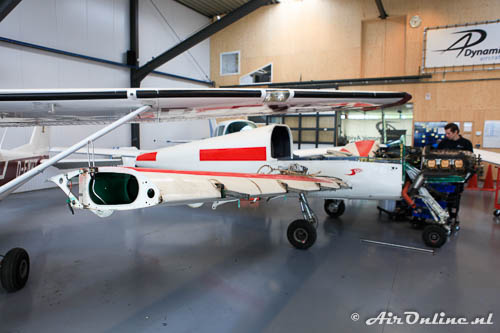 (PH-TOW) Morane-Saulnier MS885 Super Rallye