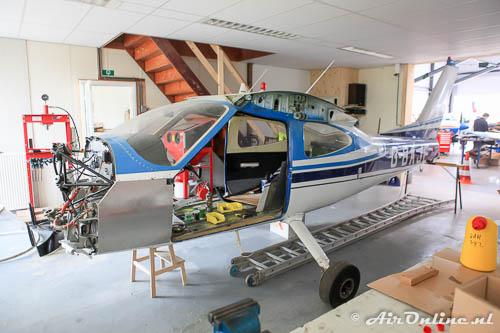 G-BAJE Cessna 177 Cardinal