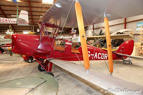 N929S / G-ACDR De Havilland DH-82A Tiger Moth II
