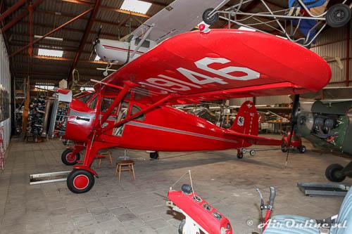 NC19146 Fairchild 24G