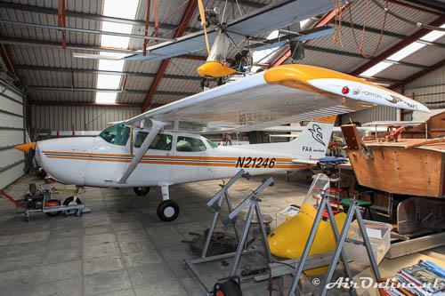 N21246 Cessna 172M Skyhawk