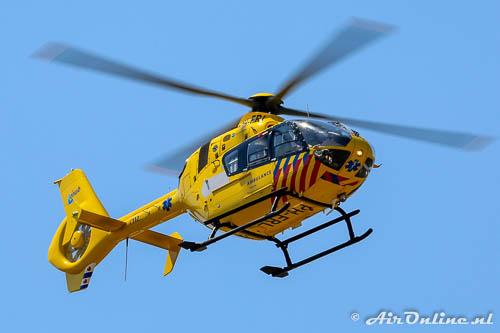PH-FRL Eurocopter EC135 P2+