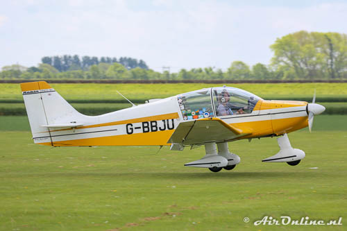 G-BBJU Robin DR.400-140 Major