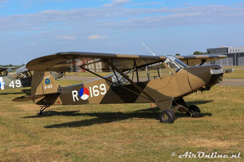 PH-ZCT / R-169 Piper PA-18-135 Super Cub