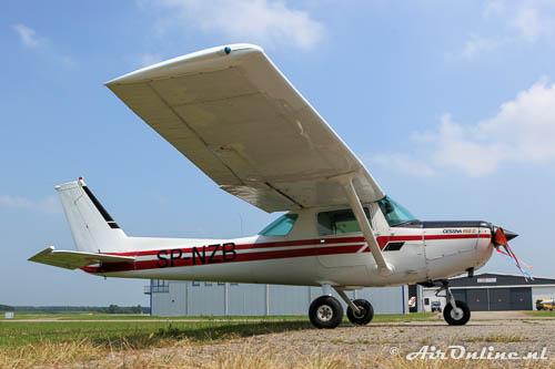 SP-NZB Cessna 152 II