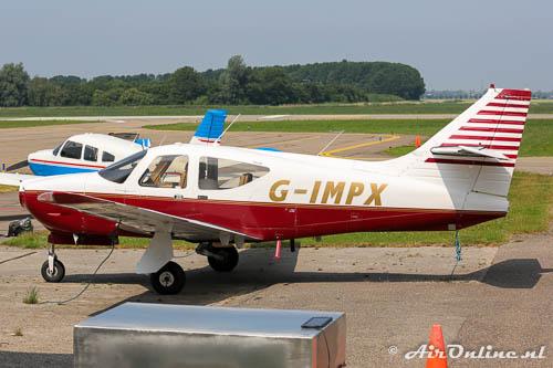 G-IMPX Rockwell Commander 112B