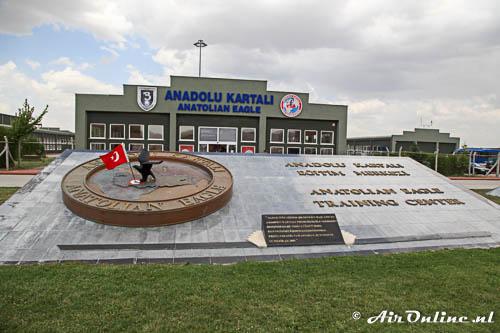 Anatolian Eagle training centre